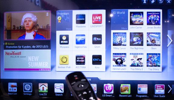 Smart Tv Smarter Fernsehen